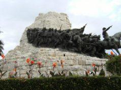 Il monumento di Castelfidardo