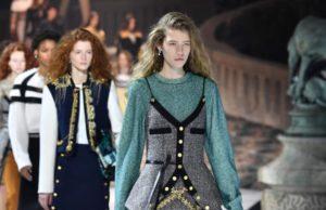 Passerella Louis Vuitton Autumn Winter 2018/19