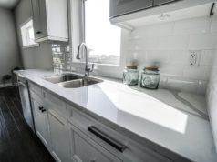 Piana in marmo da cucina