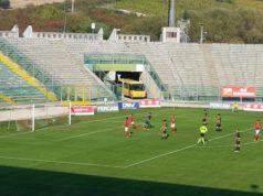 La partita allo stadio Dorico Anconitana-Villa Musone