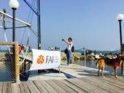 Le visite alle pesche per ricordare il Borghetto nella giornata del Fai