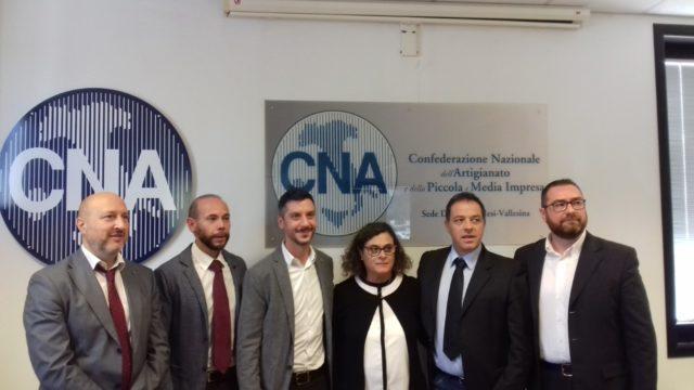 """Cna """"fotografa"""" l'impresa sul territorio, Luca Baldini è responsabile sindacale Jesi-Fabriano"""