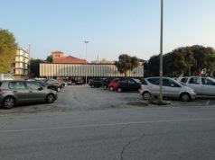 L'ex Iat e il parcheggio Morandi a Senigallia