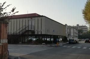 L'ex Iat a Senigallia