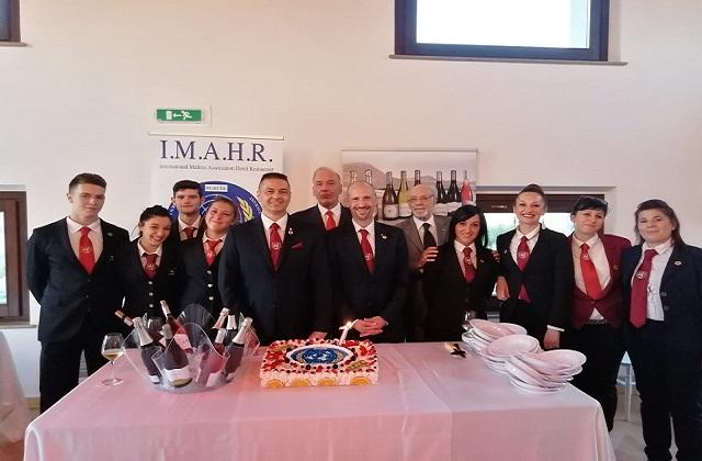 IMAHR Marche, un anno di professionalità in sala