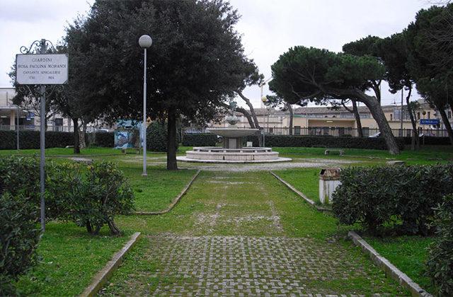 I giardini Morandi a Senigallia