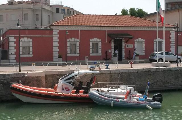 Guardia Costiera: l'Ufficio Locale Marittimo a Senigallia