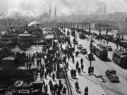 La città di Istanbul in una fotografia di Ara Guler