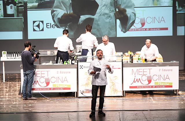 Ricette innovative e con prodotti locali: il successo di Meet in Cucina Marche