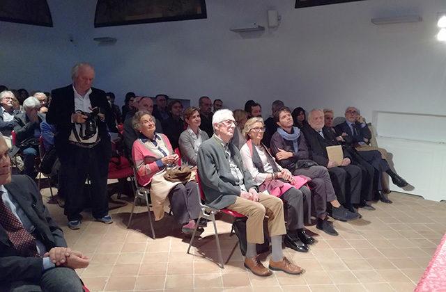 Tra gli ospiti alla mostra su Rodchenko anche il fotografo Piergiorgio Branzi