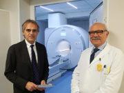 La nuova risonanza magnetica all'ospedale di Senigallia