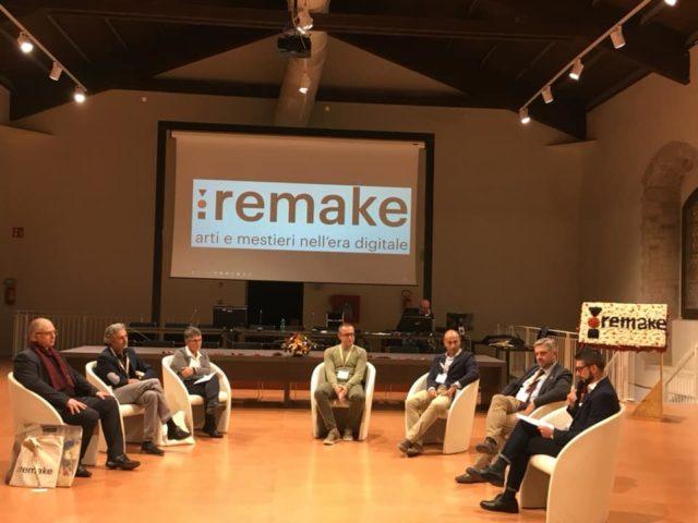 Un momento del Remake festival (edizione dello scorso anno)
