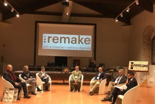 L'arte dei grandi maestri artigiani torna a Fabriano: al via Remake Festival