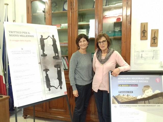 Liceo Vittorio Emanuele II: un seminario e una rassegna tra filosofi e docenti