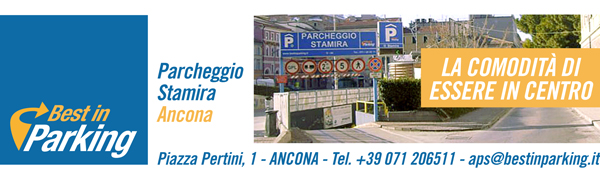BEST IN PARKING BANNER OSIMO MAR 19