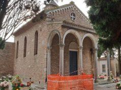 La chiesa del cimitero di San Giovanni a Osimo