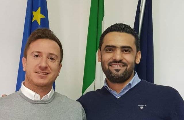 Dario Romano e Mohamed Mraihi