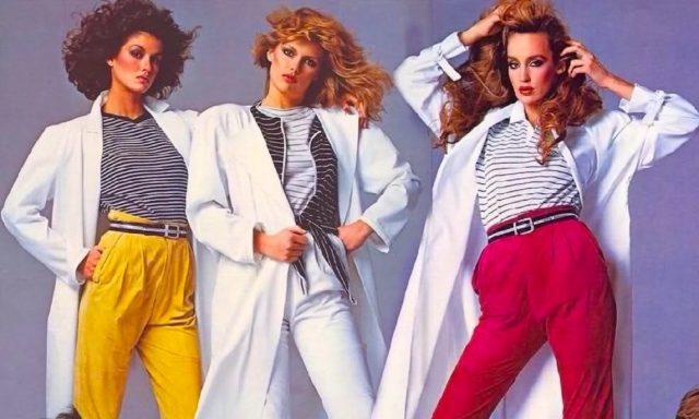 Fashion 80ies