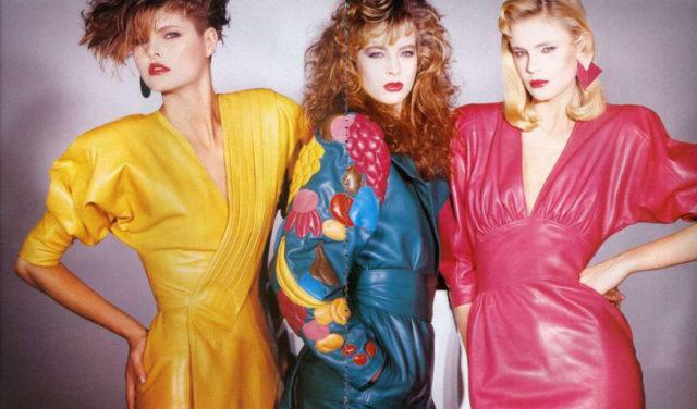 Moda, il ritorno degli anni '80: dalle spalle larghe al vinile, scopriamo gli Eighties!