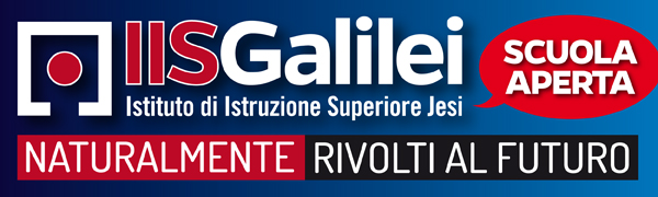 IIS GALILEI BANNER 12 NOV 15 DIC 18