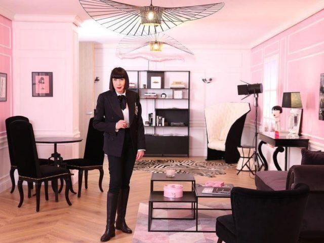 La collezione Chantal Thomass per Maison Du Monde si addolcisce con un pizzico di rosa