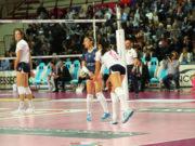 La Lardini K.O. nel match di ieri a Novara