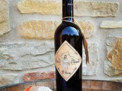 L'etichetta del premiato vino Il Priore