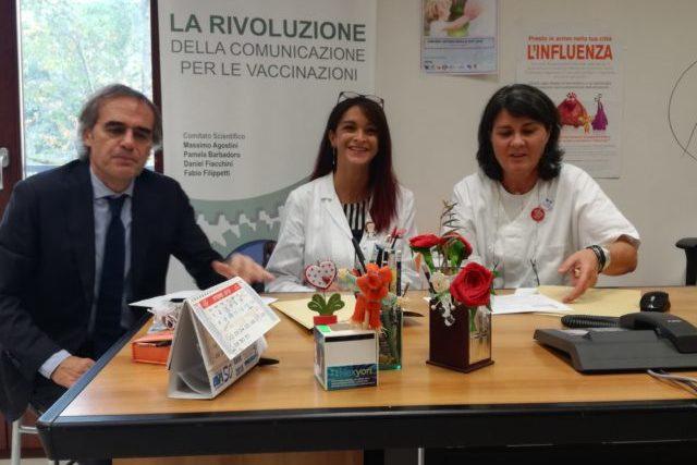 Maurizio Bevilacqua e Daniela Cimini