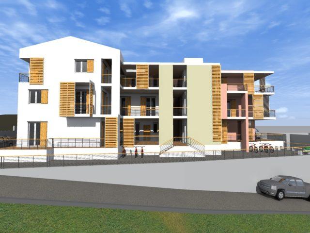 Progetto di autocostruzione in via Miglioli: i futuri proprietari costruiranno la propria casa