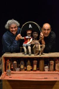 Robinson Crusoe_Teatro Pirata