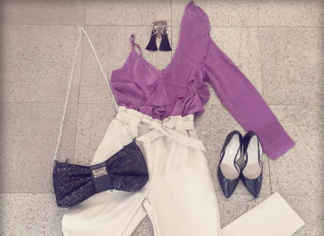 Una proposta di outfit di Raffaela Marinetti