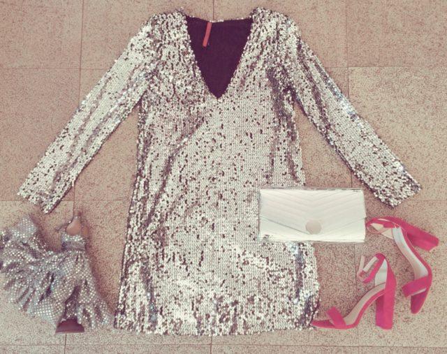 Una proposta di outfit sparkling di Raffaela Marinetti