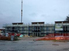 Il cantiere per l'autocostruzione e il co-housing alla Cesanella di Senigallia