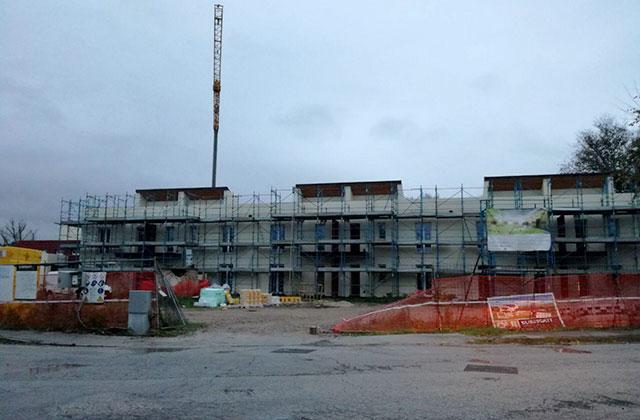 Va avanti il cantiere per l'autocostruzione e il co-housing a Senigallia