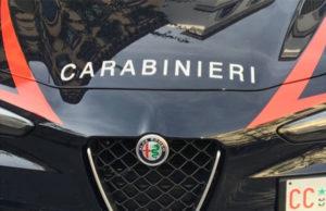 Carabinieri, militari dell'Arma, gazzella