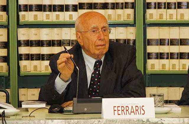 Luigi Vittorio Ferraris