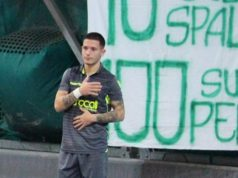 Marco Belloni, cento presenze con la maglia del Cus Ancona