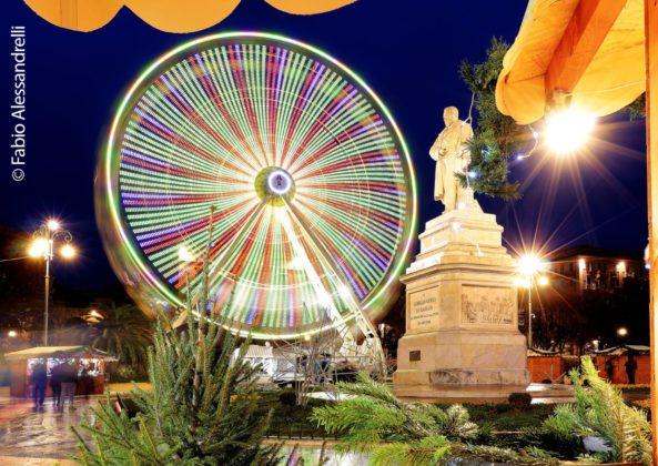 Ancona: giostre, ruota panoramica e Luna Park. Ecco le aree scelte dalla Giunta