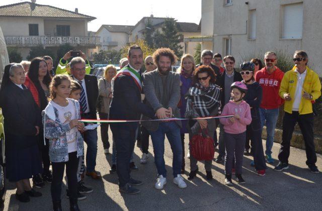 "A Castelfidardo la pista didattica ""Michele Scarponi"""