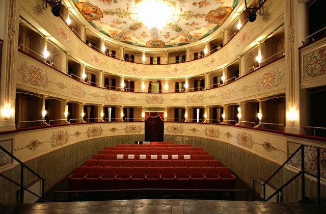 Il teatro Misa di Arcevia