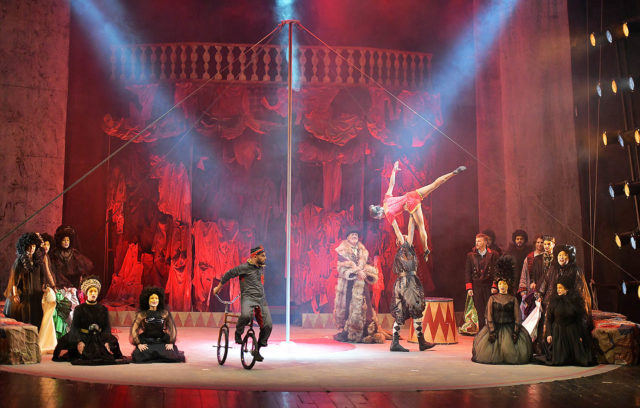 """In scena a Jesi il """"Gran Circo Rossini"""""""