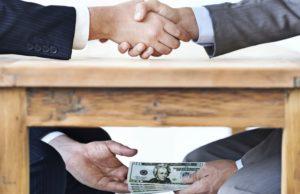 Il fenomeno della corruzione