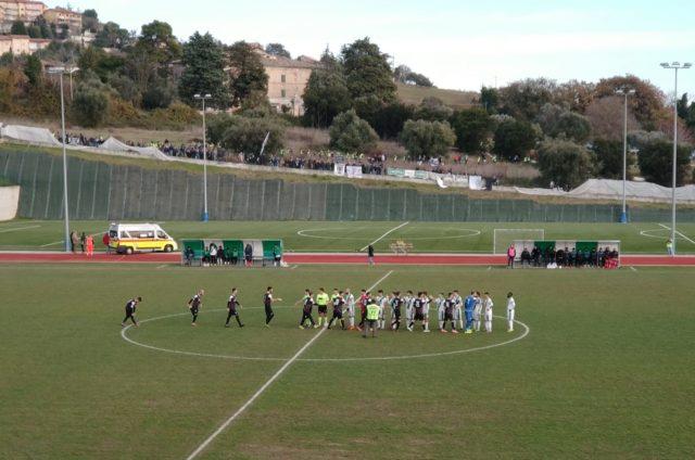 Il Cesena soffre ma vince 1-0 a Castelfidardo