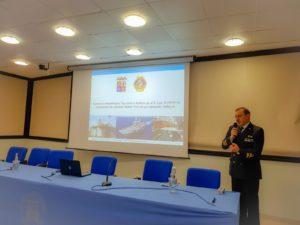 L'ammiraglio Alberto Bianchi