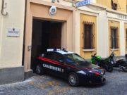 La caserma dei carabinieri di Senigallia