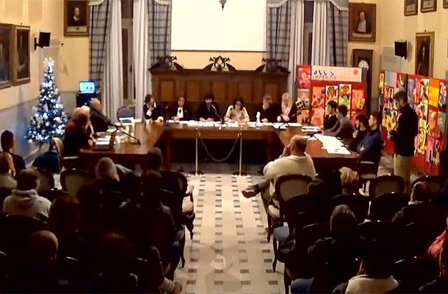Il consiglio comunale a Corinaldo sulla tragedia della discoteca Lanterna Azzurra