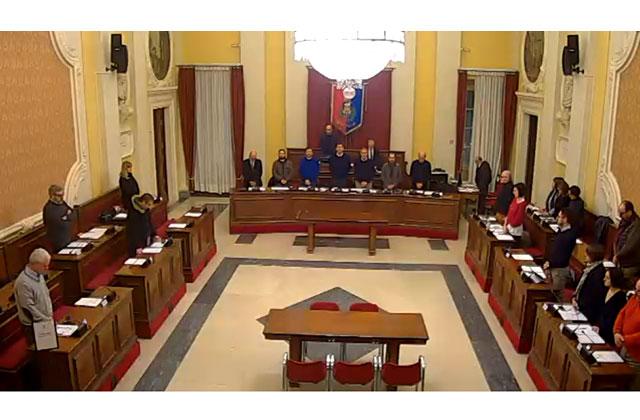 Un minuto di silenzio per le vittime della tragedia di Corinaldo è stato osservato nell'ultima seduta del 2018 dell'Unione dei Comuni Le Terre della Marca Senone