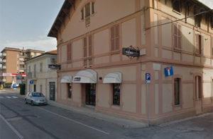 Il Videonolo di via Sanzio, a Senigallia