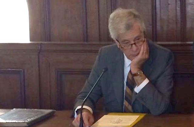L'avvocato Marco Grandi