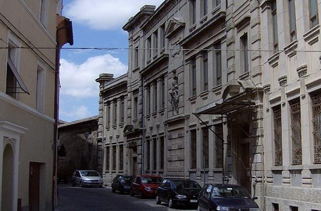 Il Corridoni in centro a Osimo